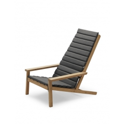 Skagerak Between Lines Deck Chair Cushion
