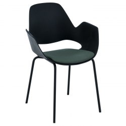 HOUE FALK Chair Tube Legs w. Padded Seat
