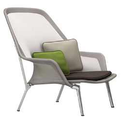 Vitra Slow Chair Brown