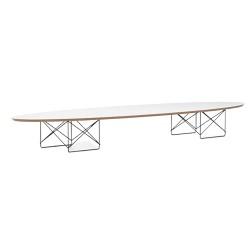 Vitra Eames Elliptical Table ETR Hvid
