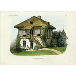 The Dybdahl Co. Maison Champêtre