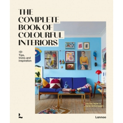 New Mags The Complete Book of Colourful Interiors