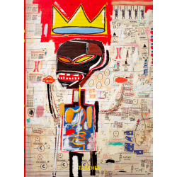 New Mags Basquiat 40 Series