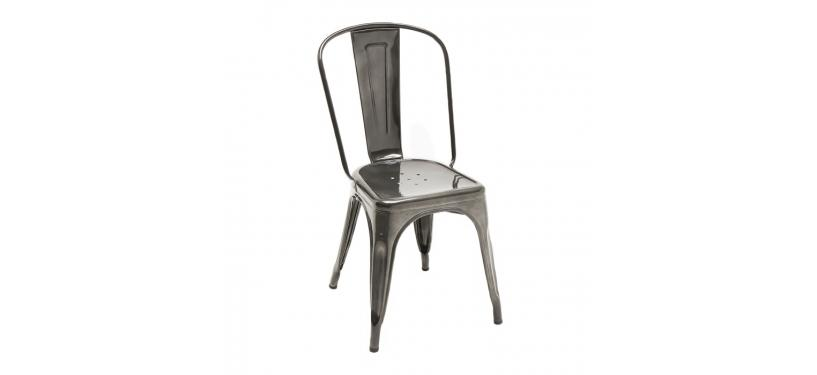 Tolix A Chair Varnished Gris