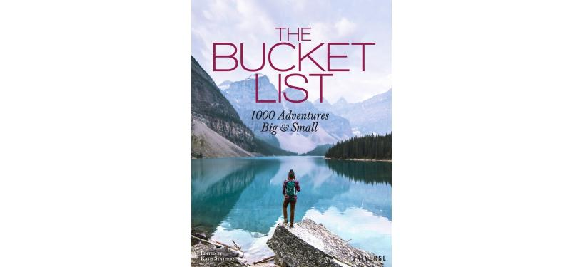 New Mags The Bucket List