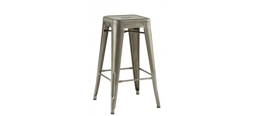 Tolix H Stool Painted H50