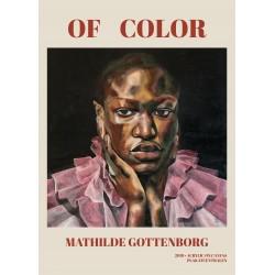 Mathilde Gottenborg Of Color plakat