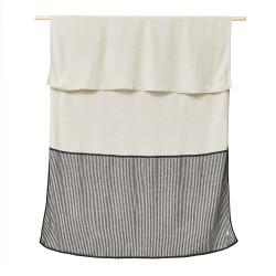 Form & Refine Aymara Plaid Rib, Creme