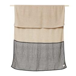 Form & Refine Aymara Plaid Rib, Lysebrun