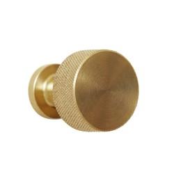 Form & Refine Angle Brass Hook