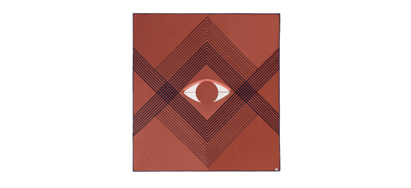 &Tradition The Eye AP9 Sengetæppe