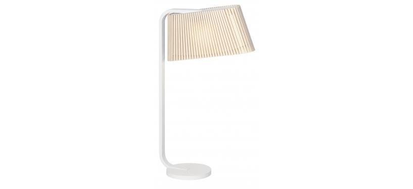 Secto Design Owalo 7020 Table Lamp · Birch