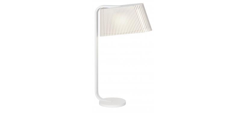 Secto Design Owalo 7020 Table Lamp · White