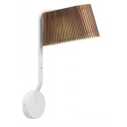 Secto Design Owalo 7030 Wall Lamp · Walnut