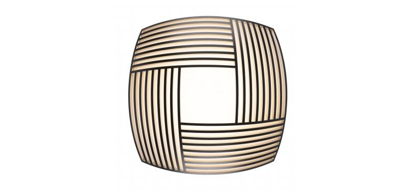 Secto Design Kuulto 9100 Ceiling Lamp · Black