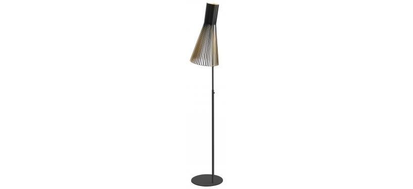 Secto Design 4210 Floor Lamp · Black