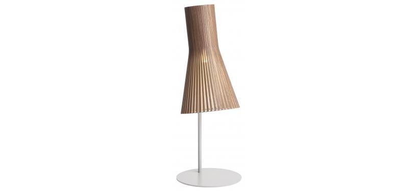 Secto Design 4220 Table Lamp · Walnut