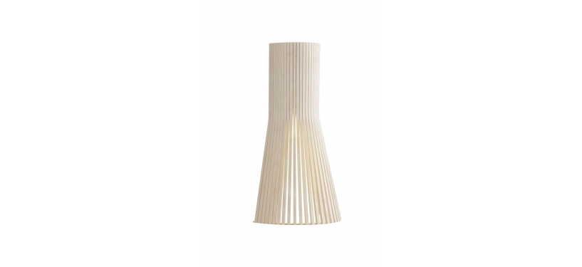 Secto Design 4231 Wall Lamp · Birch