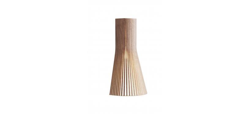 Secto Design 4231 Wall Lamp · Walnut
