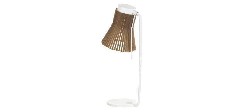 Secto Design Petite 4620 Table Lamp · Walnut