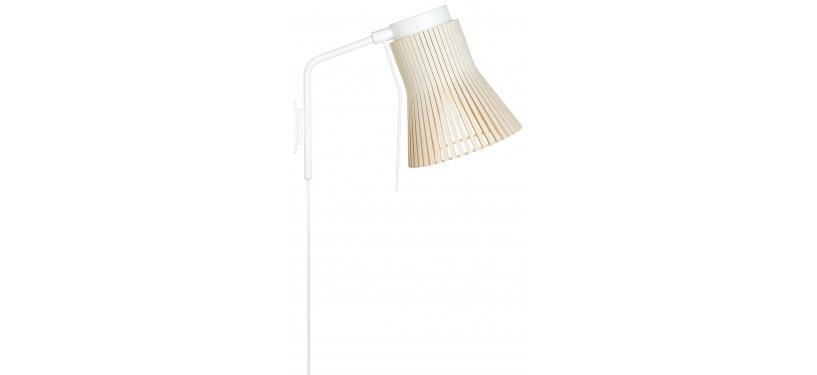 Secto Design Petite 4630 Wall Lamp · Birch