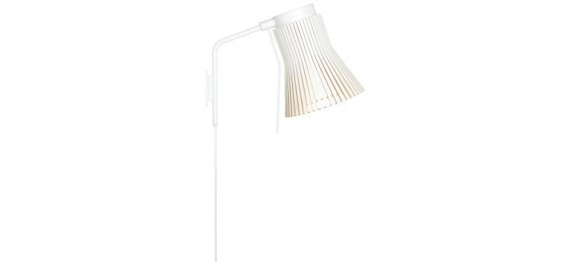 Secto Design Petite 4630 Wall Lamp · White