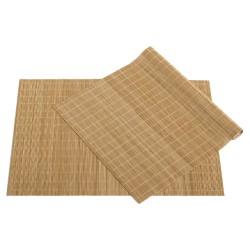 HAY Bamboo Place Mat - Sæt á 2 stk.