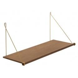 We Do Wood Loop Shelf
