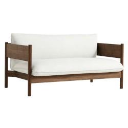 HAY Arbour Club Sofa, Solid Walnut