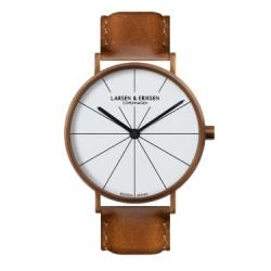 LARSEN & ERIKSEN Absalon Copper/White, Vintage Brown