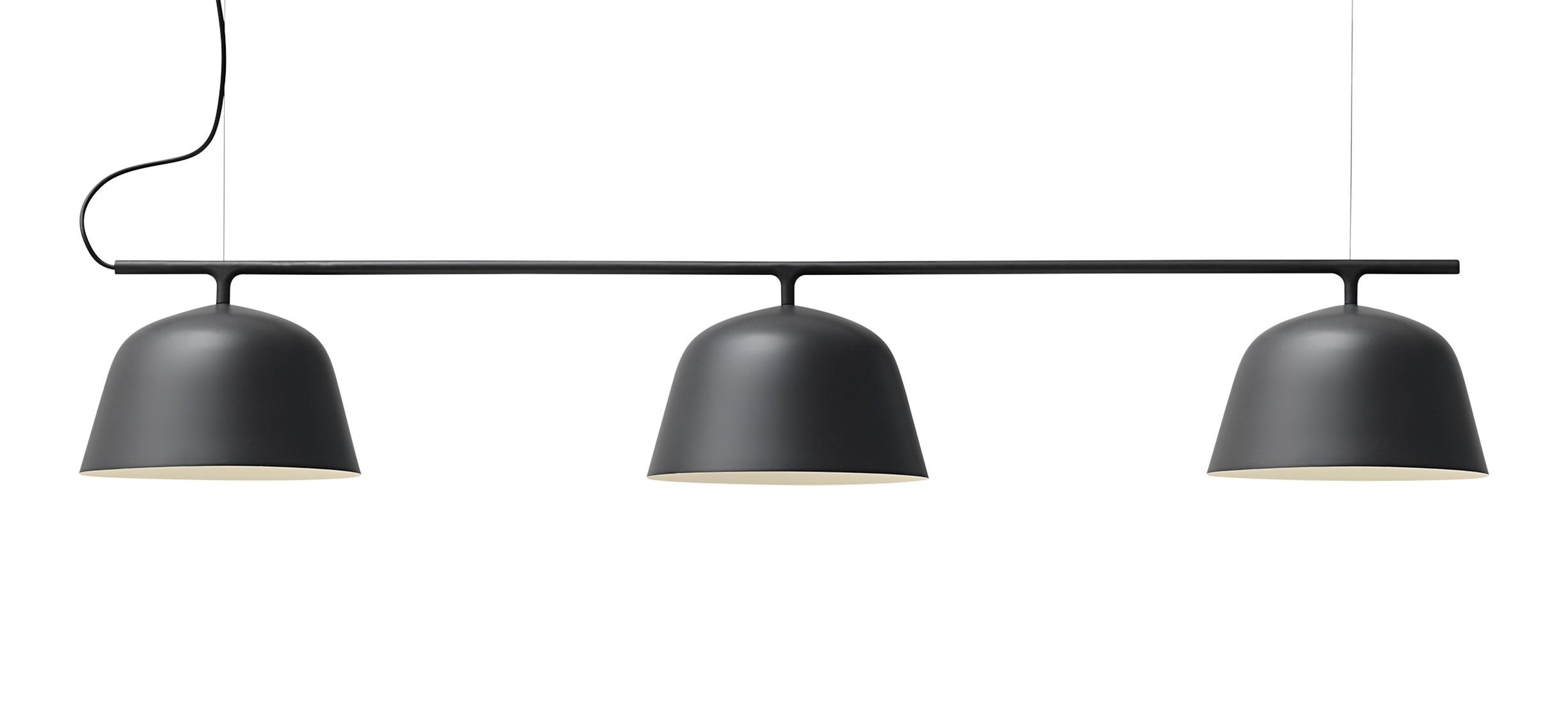 Muuto Ambit Rail · Sort