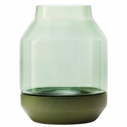 Muuto Elevated Vase · Grøn