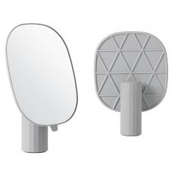 Muuto Mimic Mirror · Grå