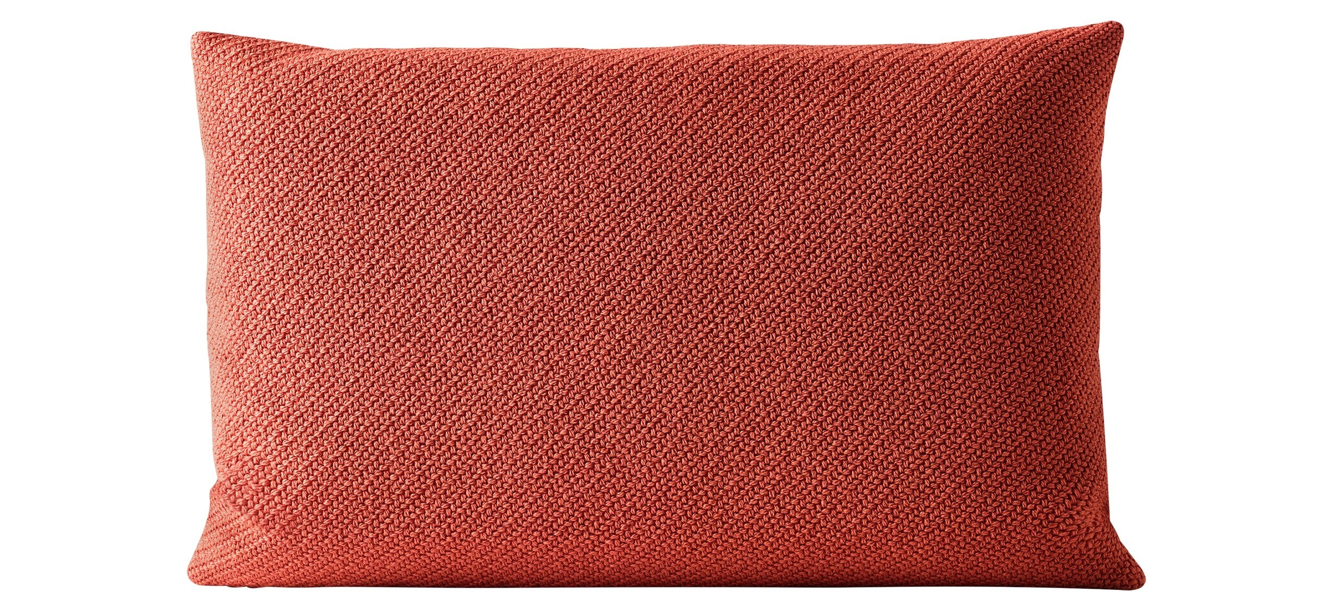 Muuto Mingle · 40 x 60 cm. · Rød