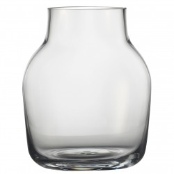 Muuto Silent Vase · Lille · Klar