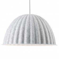 Muuto Under The Bell · Lille · Hvid Melange