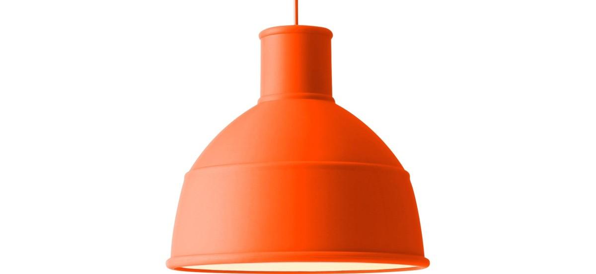 Muuto Unfold · Orange
